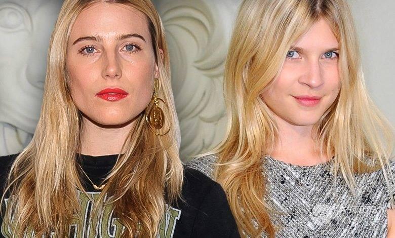 Dree Hemingway i Clemence Poesy, nowe ambasadorki zapachu Chloe (fot. ONS)