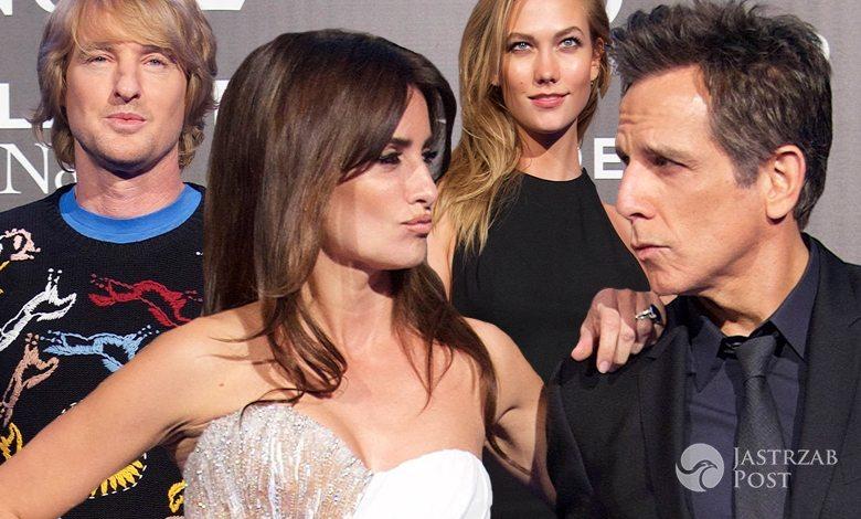 Gwiazdy na premierze ''Zoolander 2'' w Madrycie (fot. ONS)