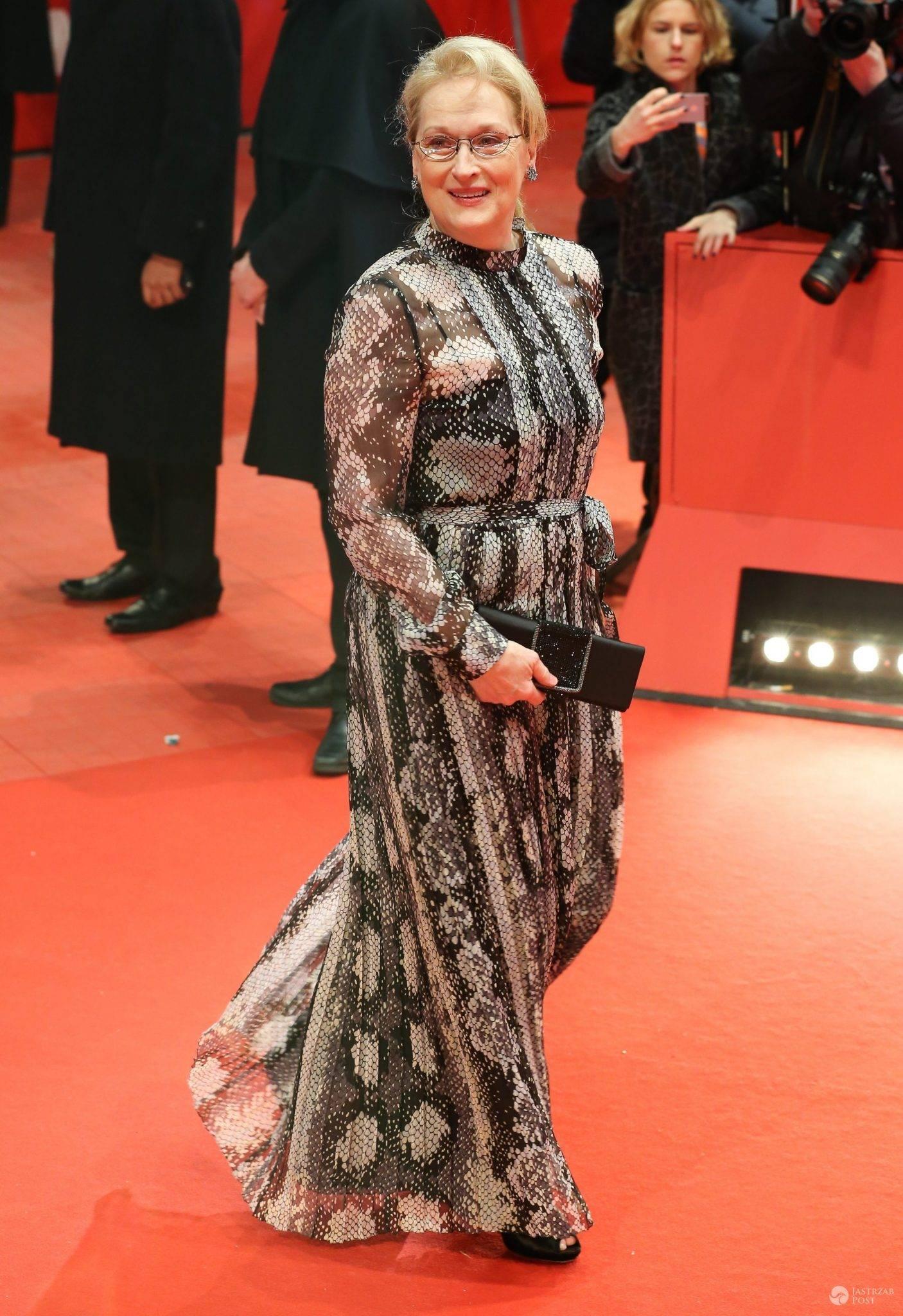 Meryl Streep, ceremonia otwarcia Berlinale 2016 (fot. ONS)