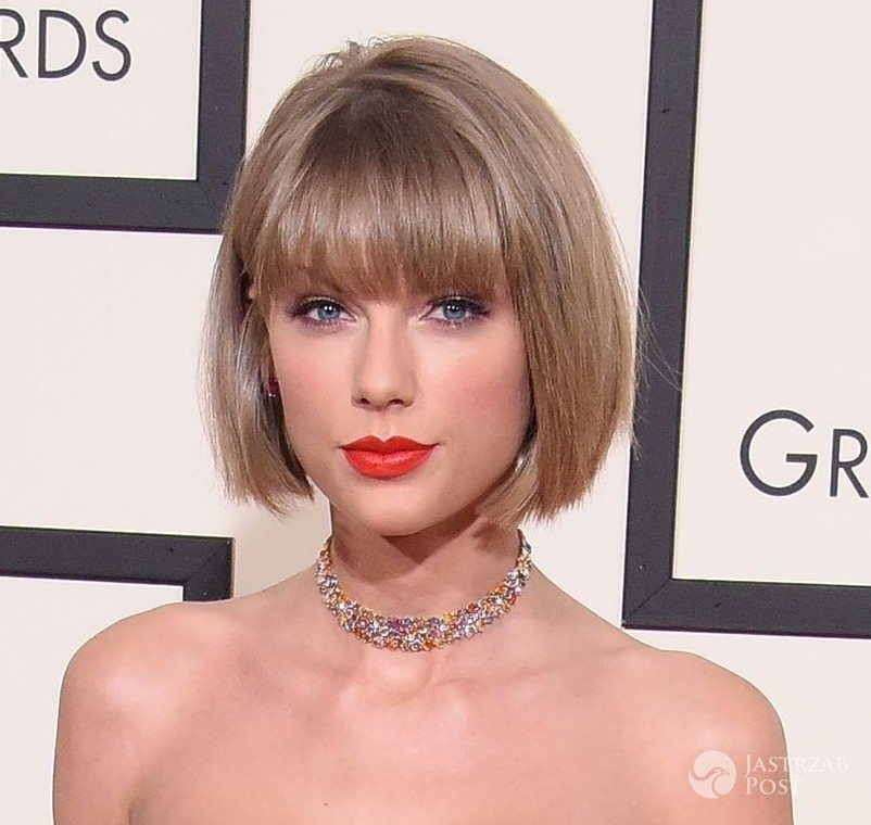 Nowa krótsza fryzura Taylor Swift (fot. ONS)