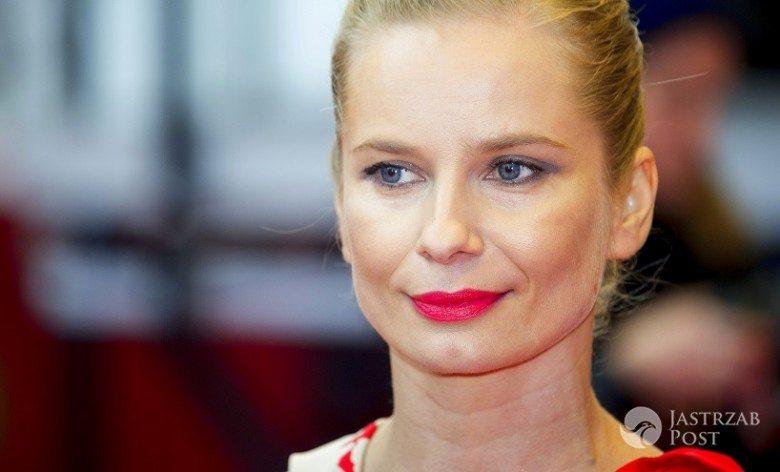 Magdalena Cielecka na Festiwalu Filmowym w Berlinie 2016