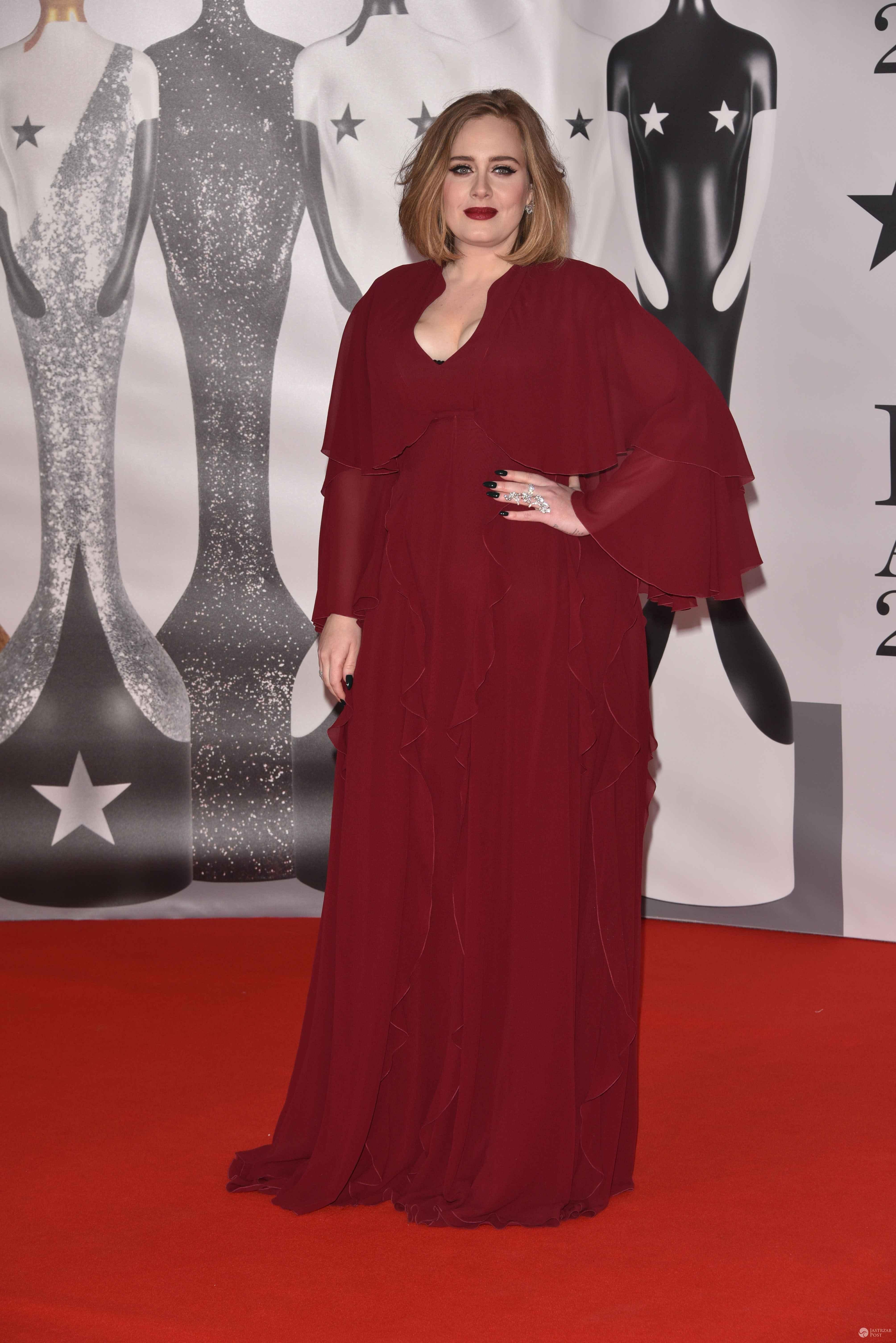 Jak schudła Adele?