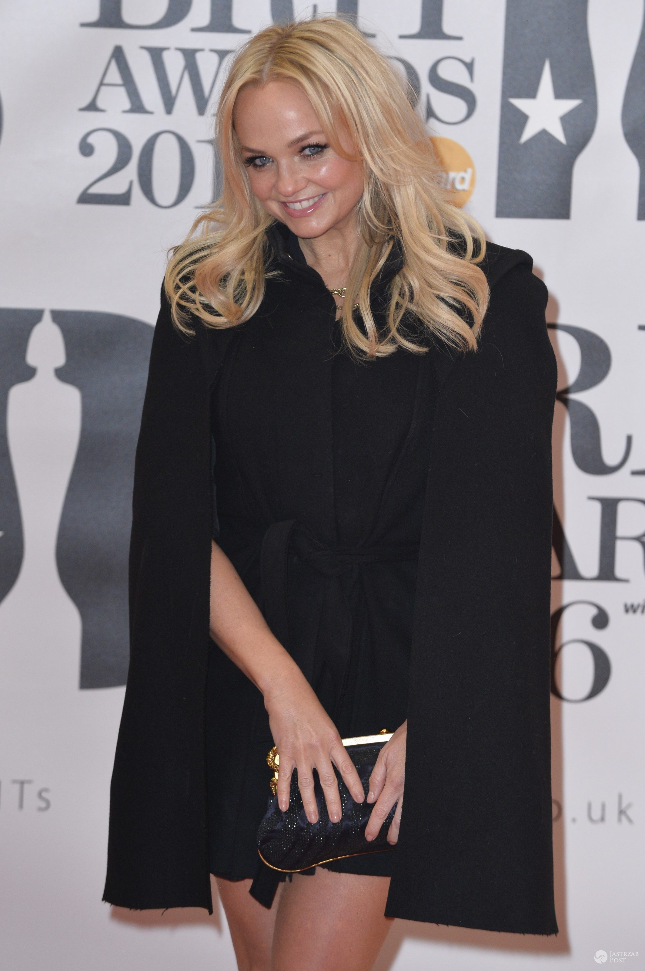 Emma Bunton, BRIT Awards 2016 (fot. ONS)