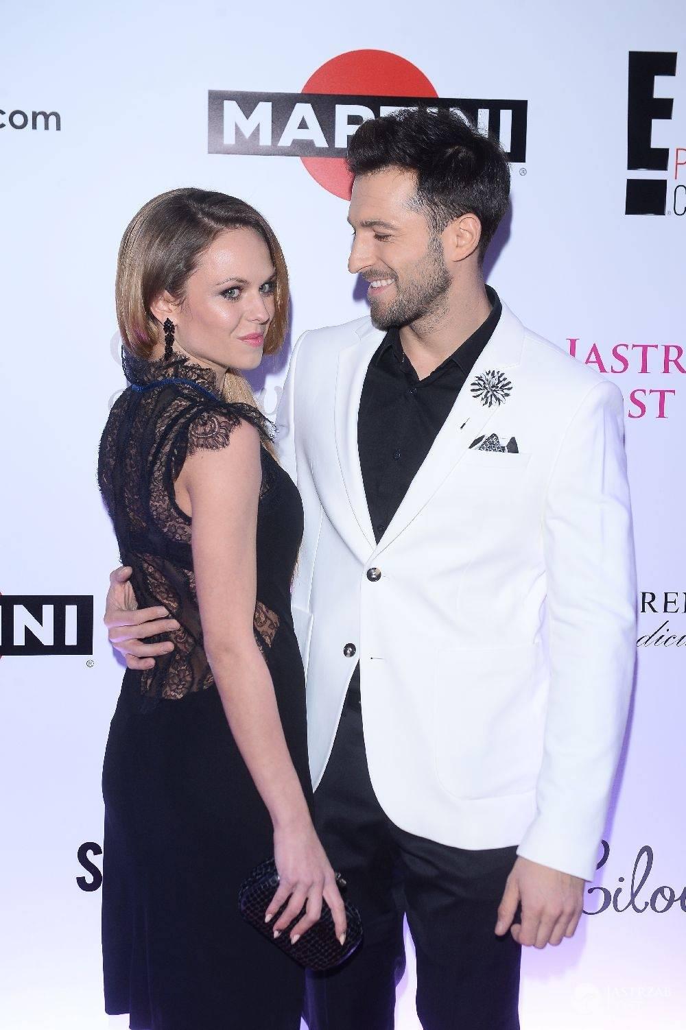Rafał Maślak i Kamila Nicpoń razem na imprezie Oscarowej