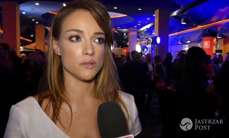 Alicja Bachleda-Curuś kibicuje Leonardo DiCaprio
