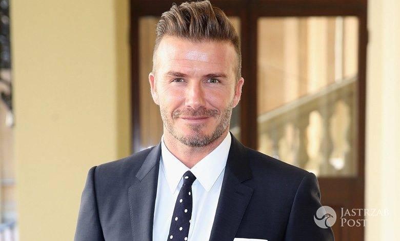 David Beckham pokazał zdjęcie z siostrą