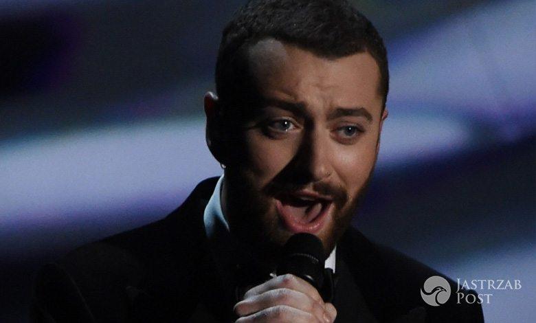 Sam Smith śpiewa na gali Oscarów 2016