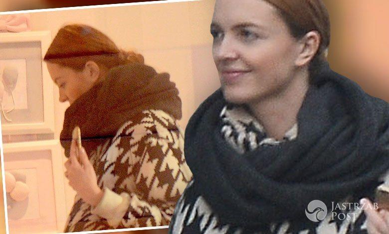 Kasia Burzyńska na zakupach. Kompletuje wyprawkę dla swojego pierwszego dziecka