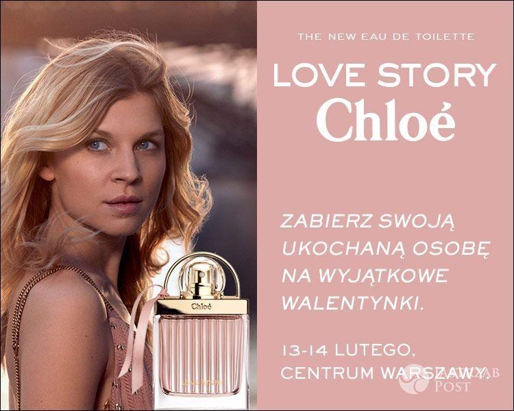 The Shortest Love Story. Love Story Chloe