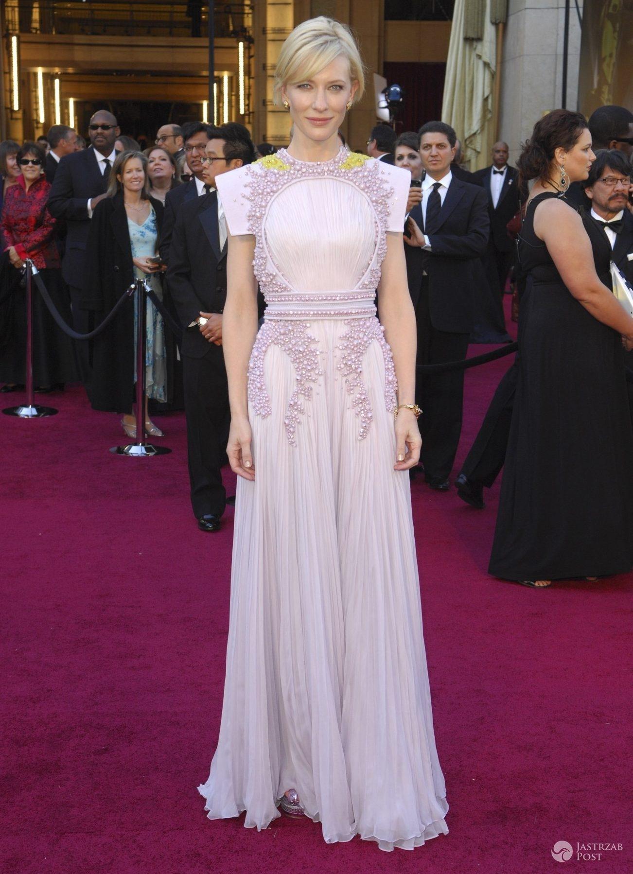 Kreacja: Givenchy. Cate Blanchett, Oscary 2011 (fot. East News)