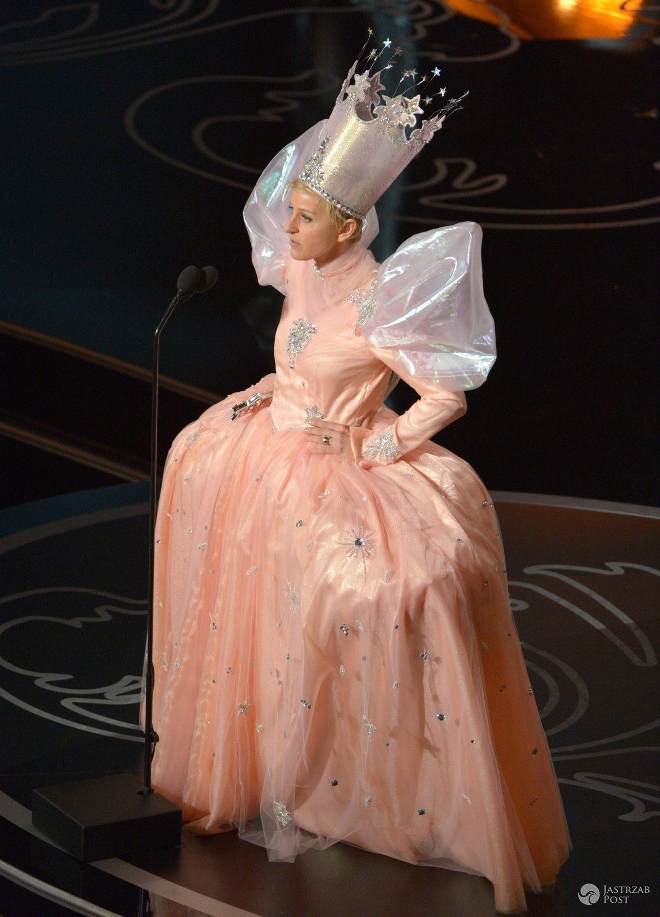 Ellen DeGeneres, Oscary 2014 (fot. East News)