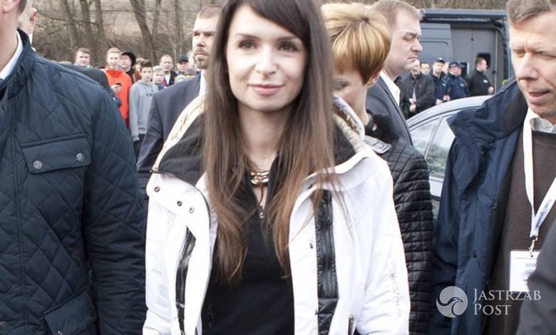 Andrzej Duda i Marta Kaczyńska w Rabce, IV Narciarski Memoriał Marii Kaczyńskiej (fot. East News)