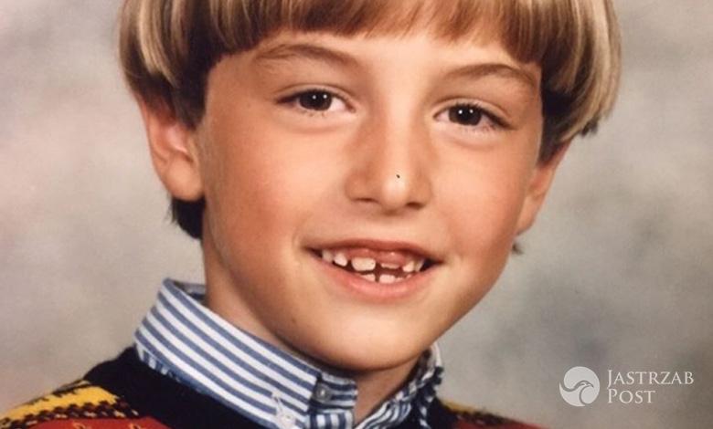 Mans Zelmerlow zdjęcia z młodości