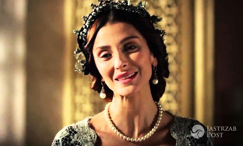 Ozge Ulusoy jako Anna Jagiellonka