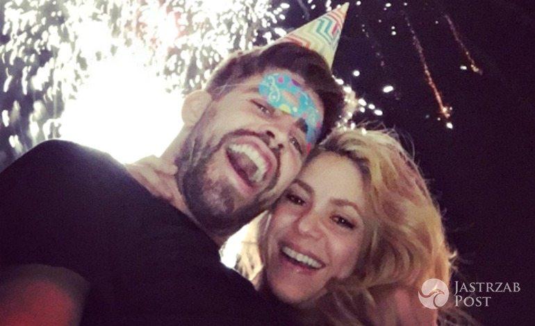Shakira i Gerard Pique - urodziny