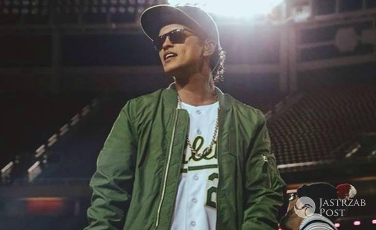 Bruno Mars wystąpi na Super Bowl 2016