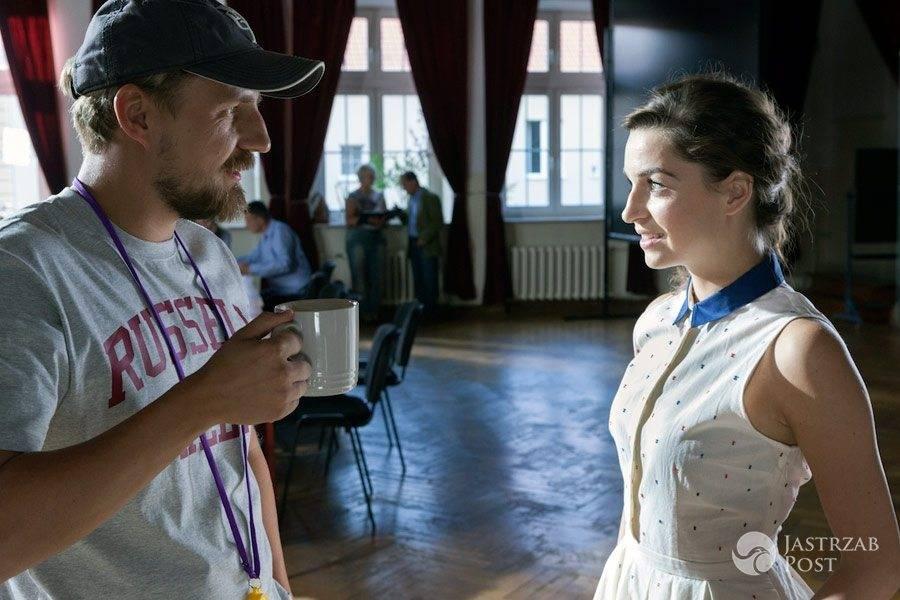 Paweł Domagała i Agnieszka Więdłocha w 'Planecie Singli