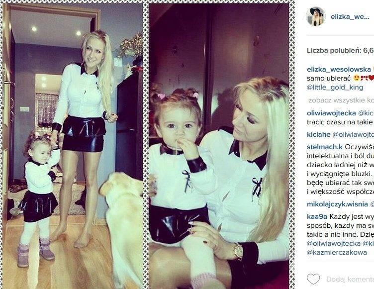 Eliza Wesołowska i Trybson czekają na przyjście drugiego dziecka