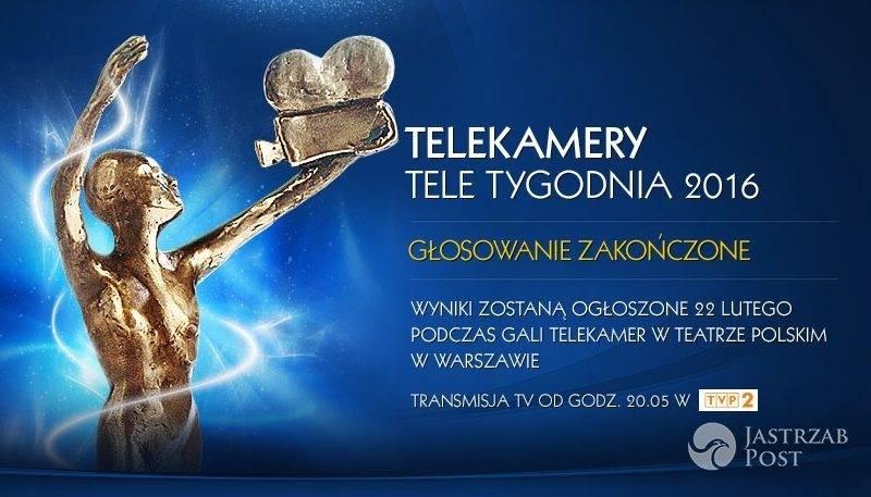 Telekamery 2016 (Fot. www.telekamery.pl)