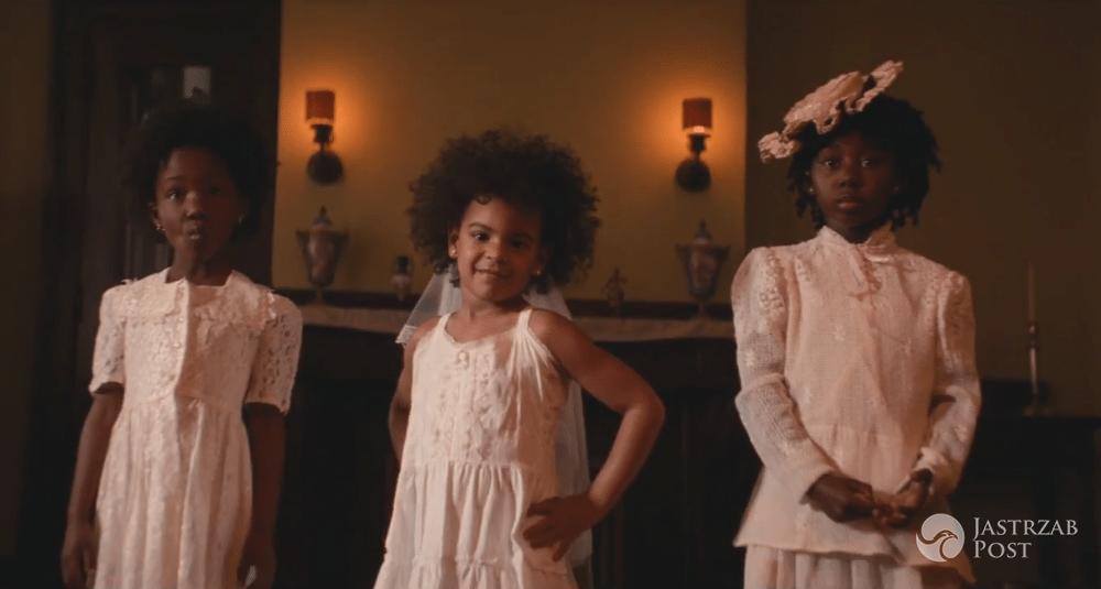 Blue Ivy w teledysku Formation Beyonce