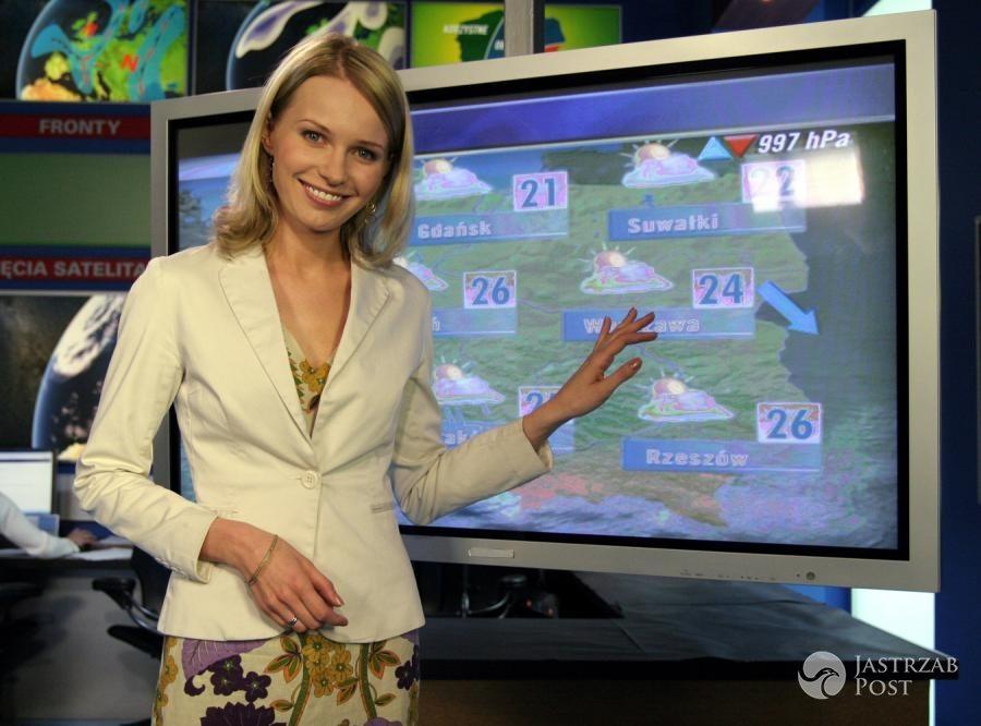 Agnieszka Cegielska - co robi poza zapowiadaniem pogody?