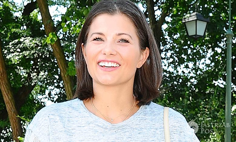 Agnieszka Sienkiewicz aktywna w ciąży