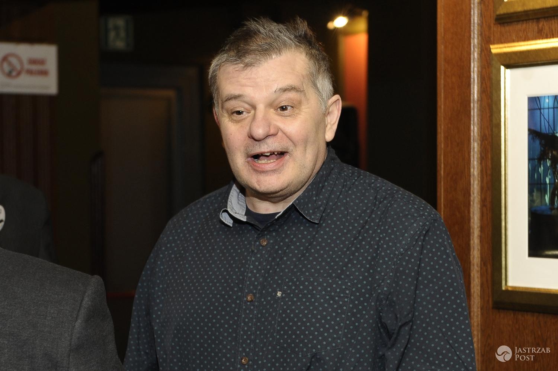 Krzysztof Globisz pierwszy raz publicznie po udarze mózgu