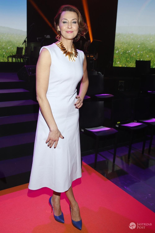 Anna Popek na wiosennej ramówce TVP2