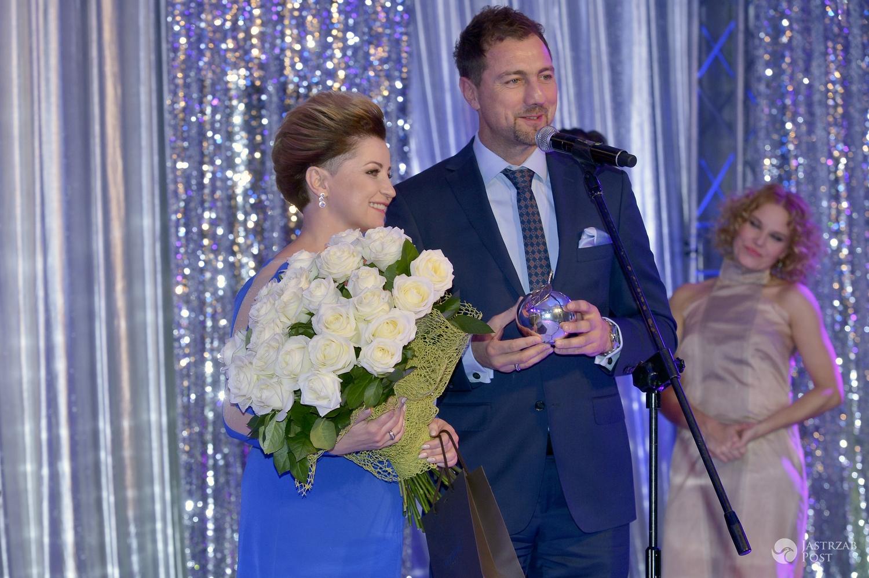 Jerzy Dudek i Mirella Dudek - Srebrne Jabłka 2015