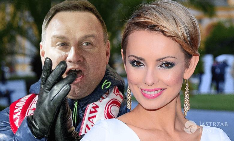 Andrzej Duda o Dorocie Gardias