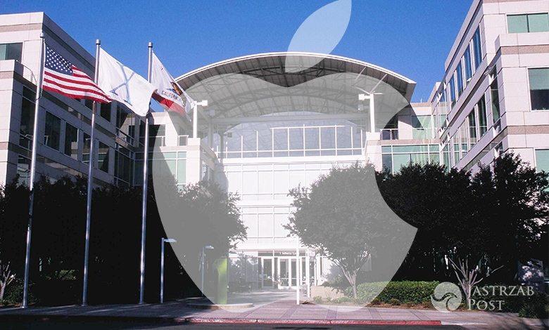 Siedziba firmy Apple