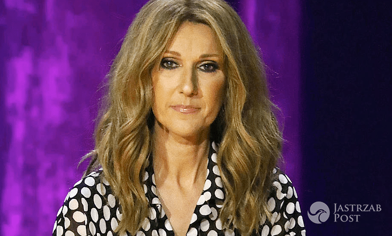 Celine Dion po śmierci Rene Angelil