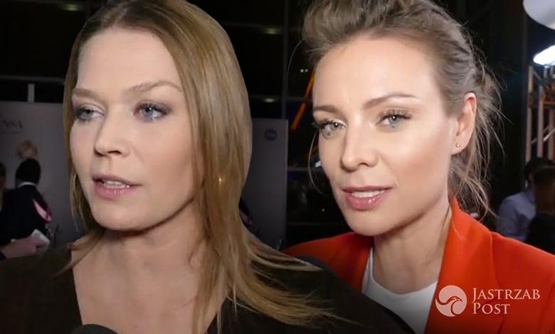 Tamara Arciuch i Magdalena Boczarska o walentynkach