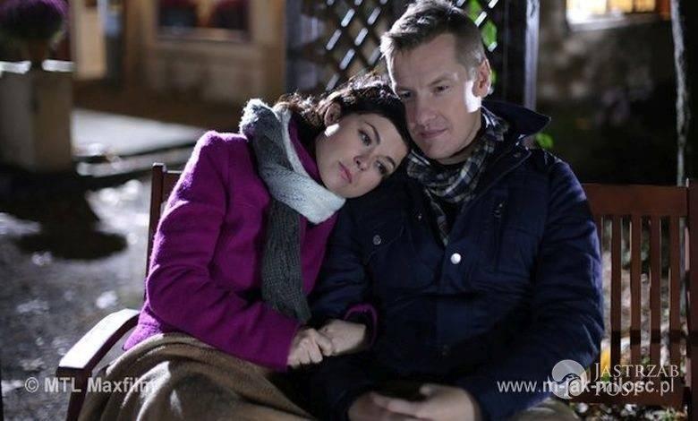 M jak miłość odcinek 1202, Kinga (Katarzyna Cichopek), Piotrek (Marcin Mroczek)