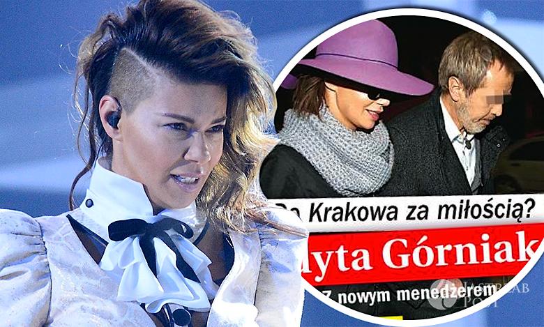 Sąsiad Edyty Górniak podaje się za jej nowego menadżera!
