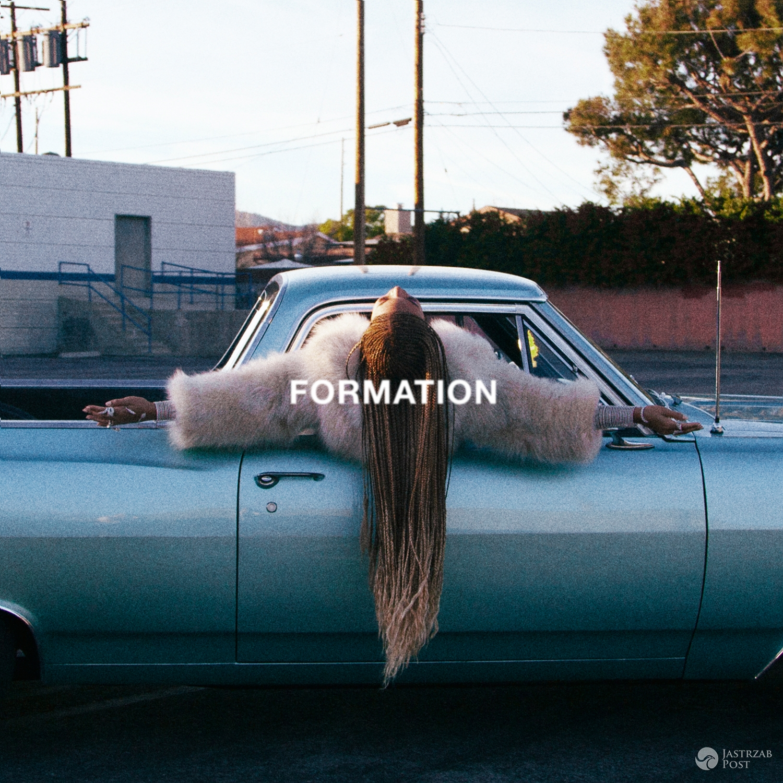Beyonce - Formation - okładka singla