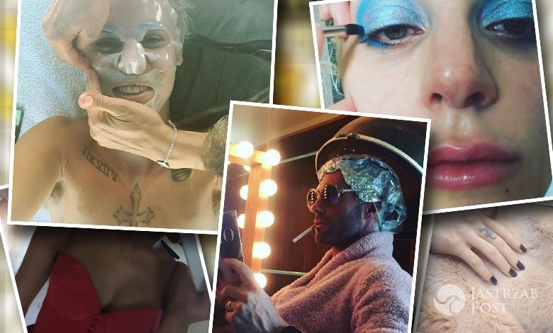 Przygotowania gwiazd do gali Grammy 2016 (fot. Instagram)