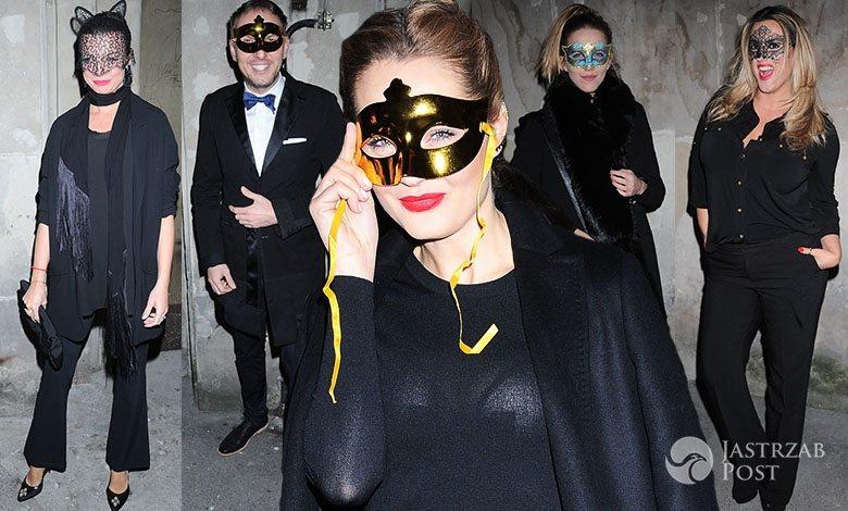 Gwiazdy na balu maskowym 2016