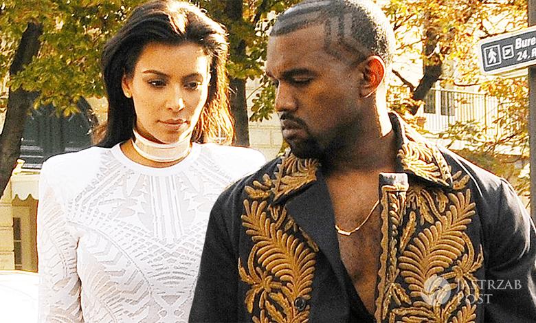 Kim Kardashian i Kanye West pokłócił się z żoną