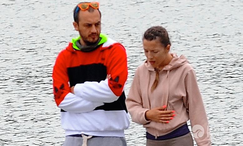 Ewa Chodakowska i Lefteris Kavoukis mają kryzysy w związku