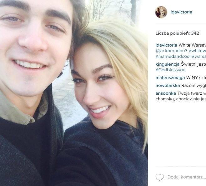Kim jest Jack Herndon mąż Idy Nowakowskiej?