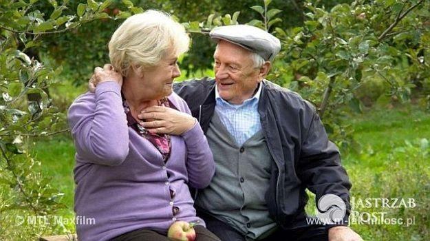 Barbara i Lucjan z M jak miłość