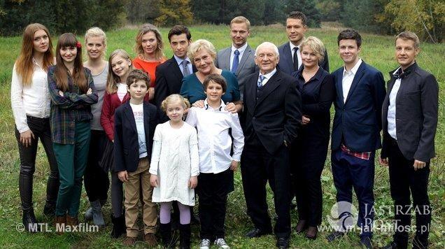 M jak miłość, rodzina Mostowiaków