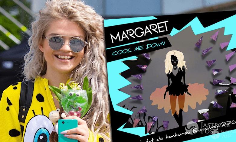 Margaret Cool Me Down cała piosenka na Eurowizję 2016. Margaret jedzie na Eurowizję 2016