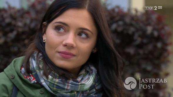 M jak miłość odcinek 1198, Iza (Adriana Kalska), fot: MTL Maxfilm