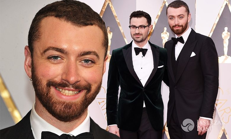 Sam Smith - Oscary 2016