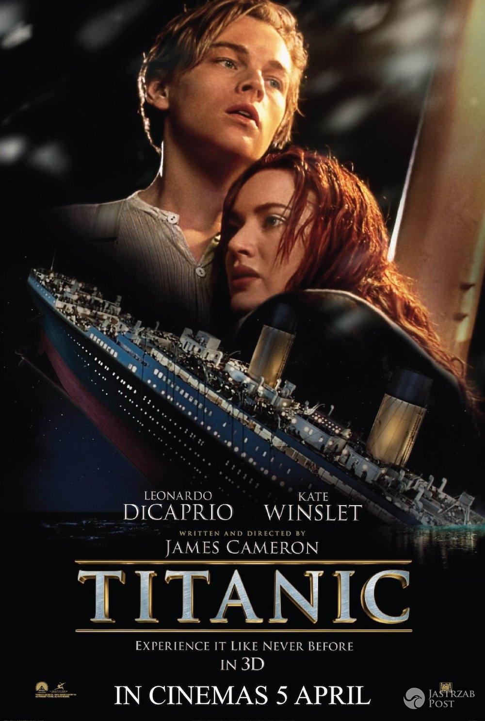 Titanic dostał 11 Oscarów