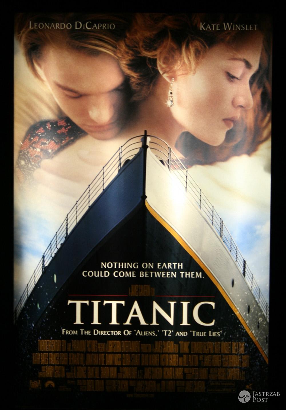 Titanic - plakat promujący film