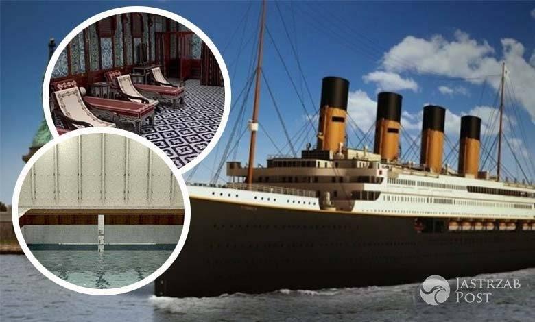 Replika Titanica. Pierwszy rejs w 2018 roku