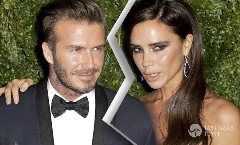 Victoria Beckham i David Beckham rozwodzą się